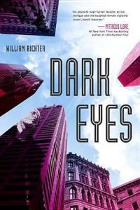 "The new cover for ""Dark Eyes""!"